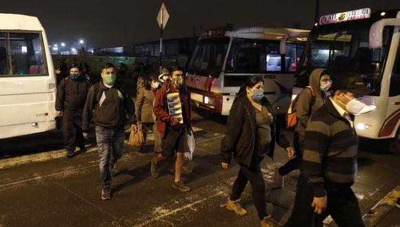 La Defensoría indicó que el Estado debe garantizar que todos los ciudadanos cuenten con una mascarilla (Foto: GEC)