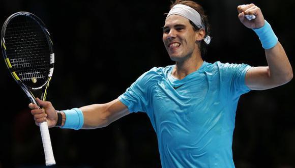 Rafael Nadal promete ofrecer un buen espectáculo. (Reuters)