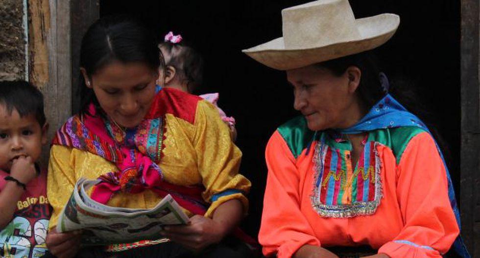 Cajamarca es la más pobre. (Fabiola Valle)