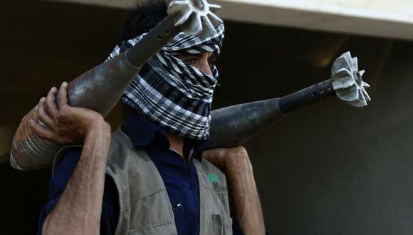 Reconfirmado. Según la ONU, armas químicas fueron usadas contra la población cerca a Damasco. (AFP)