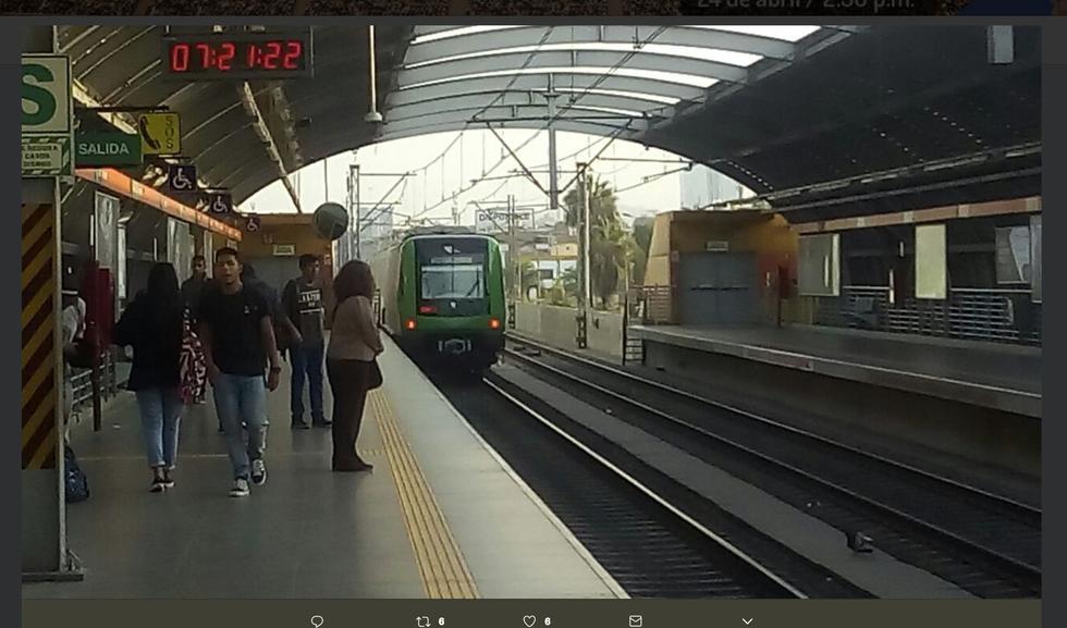 Metro de Lima: Desde hoy escolares y universitarios podrán revalidar tarjeta de medio pasaje. (GEC)