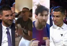Los bailes de Lionel Messi y Cristiano Ronaldo causan furor en Instagram