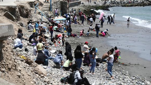 Autoridades del Ejecutivo y los municipios buscan llegar a un consenso sobre los protocolos que deberá seguir la ciudadanía para asistir a las playas. (Fotos Jesus Saucedo / @photo.gec)