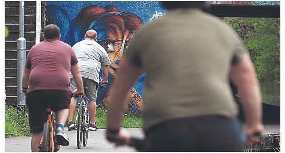 En el Perú el 22% de la población de más de 15 años de edad padece obesidad