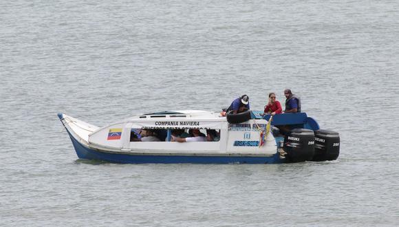 Desaparecen 29 migrantes en naufragio entre Venezuela y Trinidad y Tobago. (Foto referencial, Reuters).