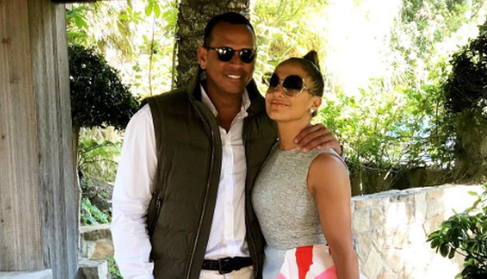 Jennifer Lopez y Alex Rodríguez pasarán la Navidad en familia y con una deliciosa cena preparada por la cantante. (Foto: Instagram)