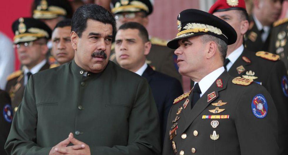 """Padrino ha denunciado que las acciones de Guaidó se enmarcan en un """"golpe de Estado"""" financiado por Estados Unidos. (Foto: Reuters)"""