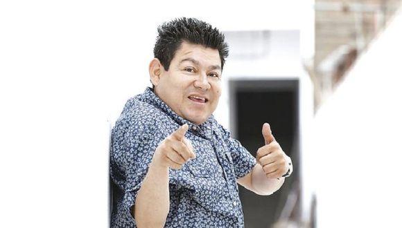 Dilbert Aguilar confirma que se convertirá en padre