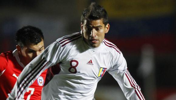 Tomás Rincón del Hamburgo alemán estará ante Perú. (AP)