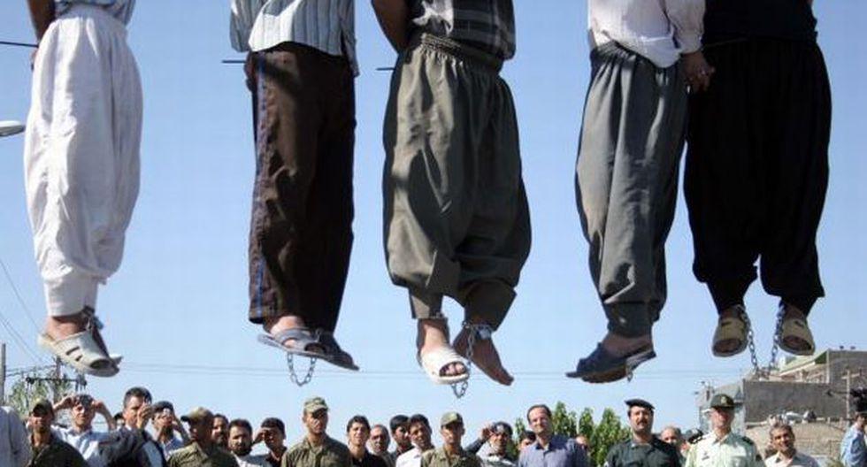 Amnistía Internacional señala que unas 508 personas han sido ejecutadas en lo que va del año en Irán. (AP)