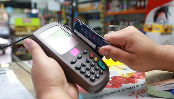El número de tarjetas de crédito supera los 7 millones. (USI)