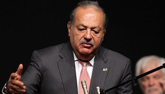 Carlos Slim toma drásticas acciones. (EFE)