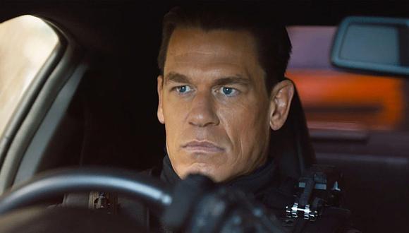 John Cena realizó varias entrevistas por la promoción de la cinta 'Fast and Furious 9'. (Foto: UIP)