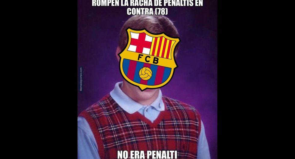 Más allá de las despiadadas imágenes, Barcelona lidera cómodamente la tabla de posiciones de la competición con 66 puntos,