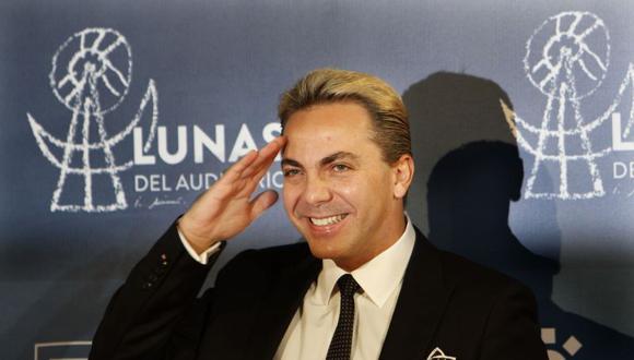 Cristian Castro. (Foto: AP)