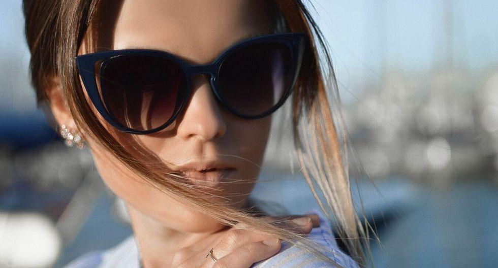 Sombreros de ala ancha y gafas de sol con filtro UV 400, dado que los ojos podrían sufrir severos daños como quemaduras en las córneas, cáncer a los párpados y cataratas en el caso de los adultos mayores. (Foto: Pixabay)