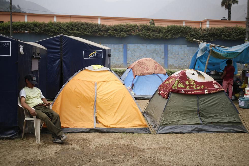 Miles de familias perdieron sus hogares por los embates del Niño Costero (Perú21)