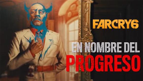 Giancarlo Esposito interpretará al dictador y opresor presidente 'Castillo', a quien deberemos derrocar.