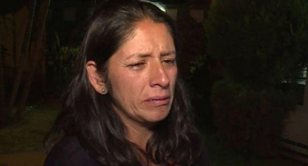 "Huachipa: Mujer denuncia a su agresor pero queda detenida por supuesta ""agresión mutua"" (AméricaTV)"