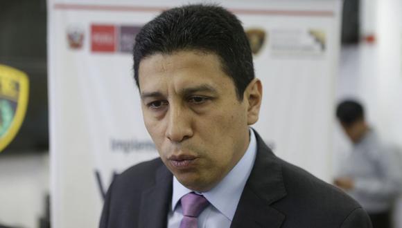 Carlos Romero fue cesado como jefe del INPE: (GEC)