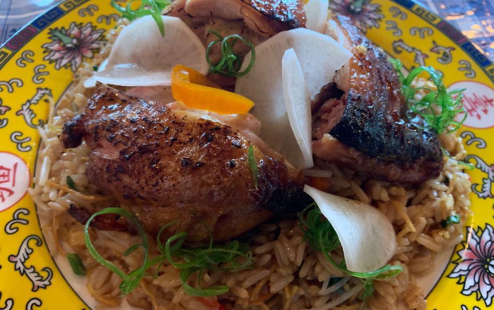 AEROPUERTO. Hay fusiones y 'fusiones'. En Barrio logran combinar la cocina peruana con la oriental y amazónica. (Esther Vargas)