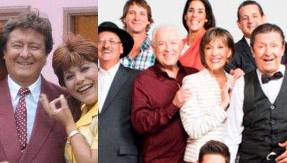 """La lista de actores de """"Mil oficios"""" que aparecieron años después en """"Al fondo hay sitio"""" (Foto: Panamericana TV / América TV)"""