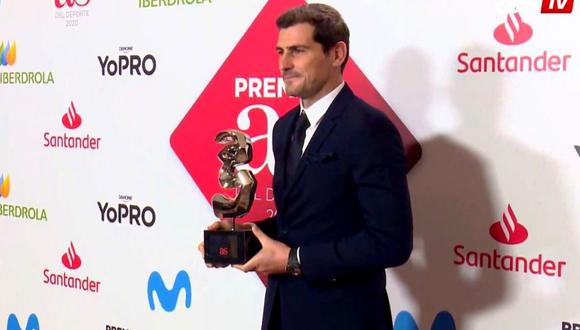 Iker Casillas desea regresar a Real Madrid. (Foto: AS)