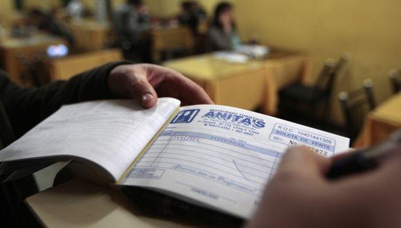 Proyecto de ley que reduciría IGV a 15% en 2016 fue archivado. (USI)