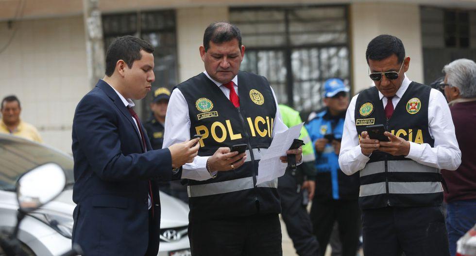 Serenos de Los Olivos contarán con el apoyo de la Policía Nacional. (Foto: GEC)