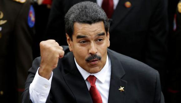 EN LA MIRA. Clase política peruana no está satisfecha con últimas declaraciones de Nicolás Maduro. (AP)