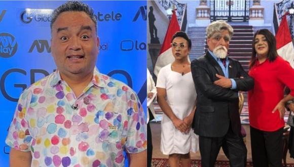 """Jorge Benavides anuncia imitación de 'Sagasti' en ATV: """"Por respeto al público, vamos a hacer el famoso sketch"""". (Foto: @jbjorgebenavides)"""
