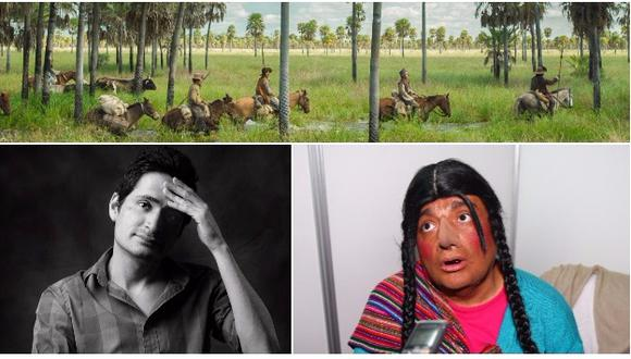 Director de Transcinema, John Campos, opina sobre filmes como 'La paisana Jacinta, en búsqueda de Wasaberto'. (Difusión/USI).