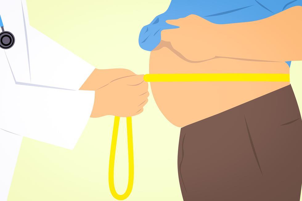 """En Perú """"El 70% de personas con obesidad y COVID-19 que ingresa a ventilación mecánica fallece"""". (Foto: Pixabay)"""