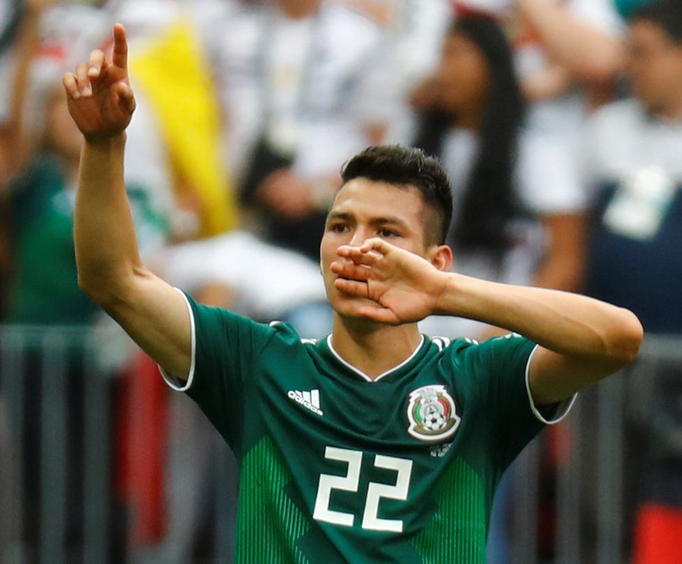 México se impuso a Alemania por primera vez en su historia. (REUTERS)