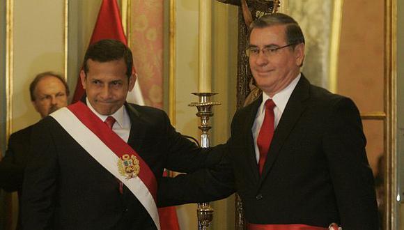 Valdés dijo que aprobación es alta si se compara con otros mandatarios. (Perú21)