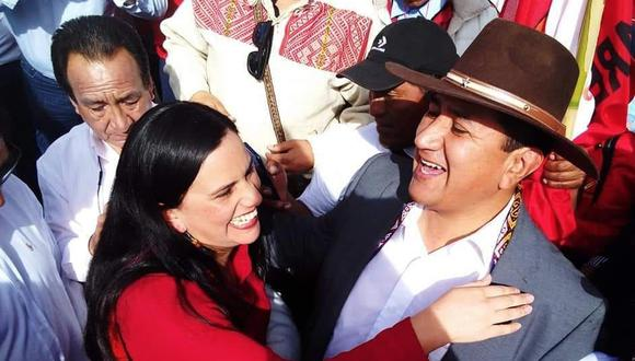 Verónika Mendoza aceptó ir en alianza con Vladimir Cerrón para elecciones del 2020.