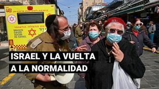 COVID-19: Israel inicia el retorno a la normalidad tras una exitosa campaña de vacunación