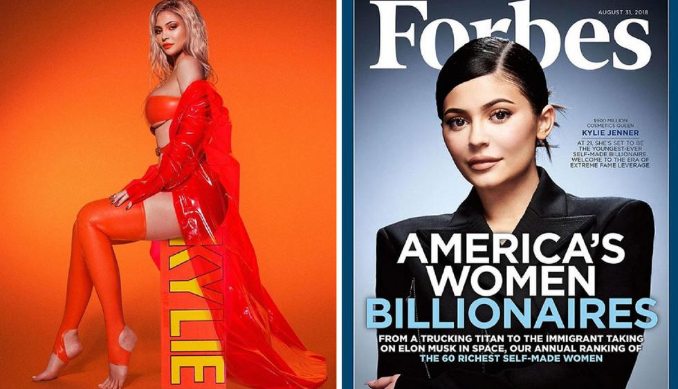 Kylie Jenner tiene una fortuna de 900 millones de dólares   Fotos: Instagram