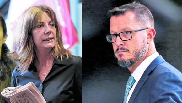 Las tres declaraciones de Roxanne Cheesman a Jorge Barata que dejan grandes interrogantes: ¿Una despedida o una instrucción?