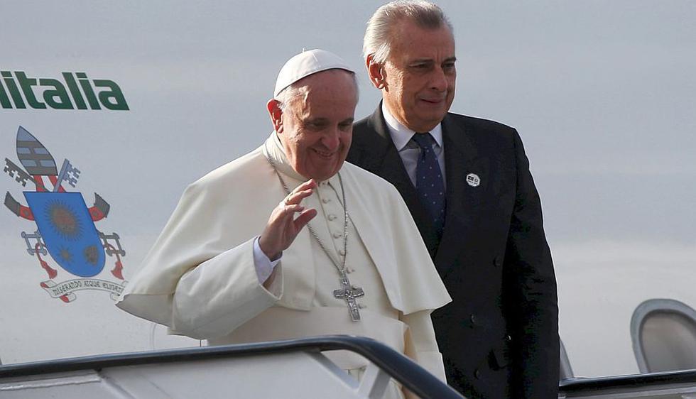 Papa Francisco inicia en Kenia su primera gira por África. (Reuters)