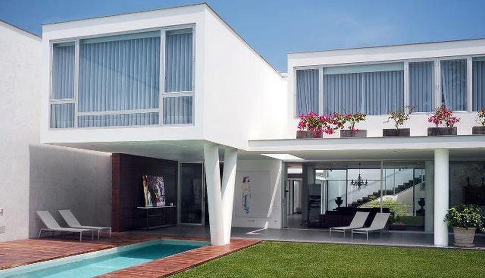 Lady Gaga decidió hacer lo que no pudo en otras partes del mundo: alquilar una casa en Lima y hospedar allí. (MVV Asociados)