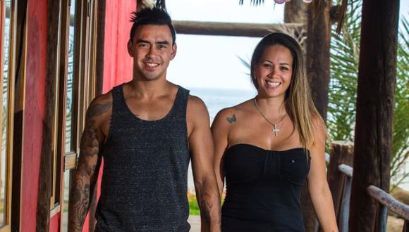 Melissa Klug asegura que su novio irá a apoyarla en el reality 'El gran show'. (USI)