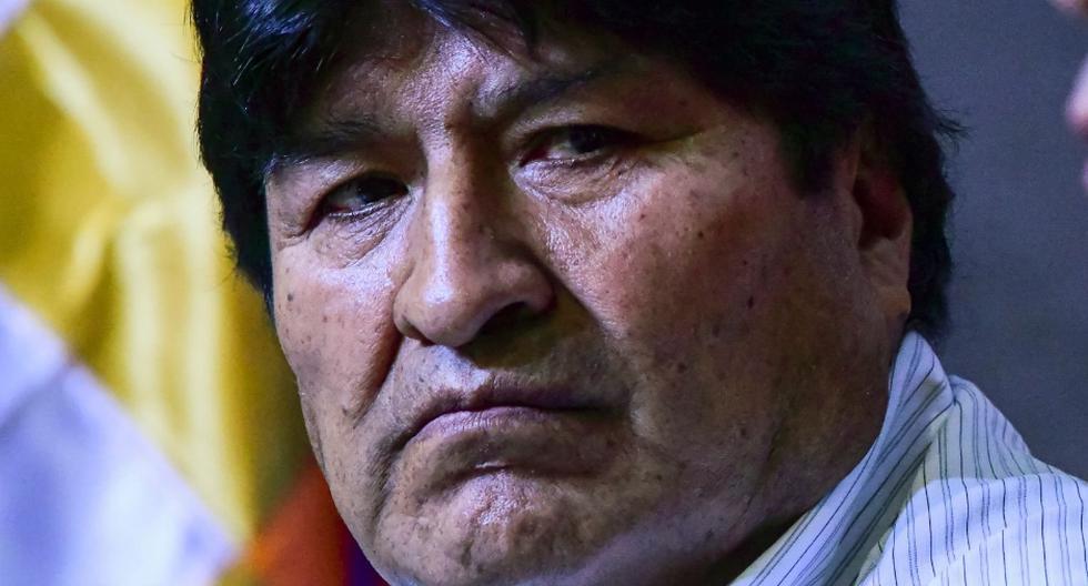 Tribunal Supremo Electoral de Bolivia inhabilita la candidatura de Evo Morales. (AFP).