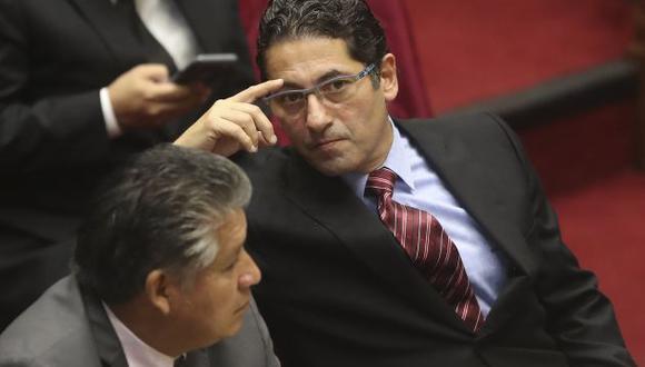 MInistro de Justicia, Salvador Heresi, presentará este jueves la demanda contra la 'Ley Mordaza' ante el Tribunal Constitucional. (Perú21)