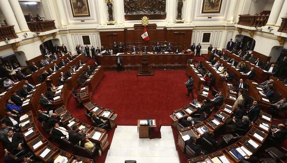 Este 9 de diciembre los peruanos también decidirán en el referéndum sobre si están de acuerdo o no con la no reelección inmediata de congresistas. (Foto: GEC)