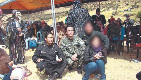 POSTURA. Vladimir Cerrón tuvo en su gestión en el Gobierno Regional de Junín a Alex Pimentel, hoy prófugo de la justicia. (Foto: Perú21)
