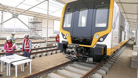 Ministerio de Transportes tiene listo estudio de Línea 2