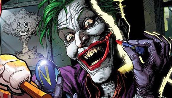 El Joker es uno de los criminales más notables de Gotham City, y es el enemigo principal de Batman (Foto: Marvel Comics)
