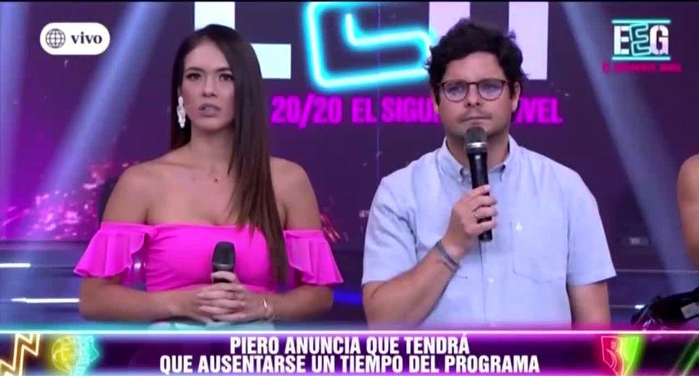 """Esta es la razón por la Gian Piero Díaz dejó temporalmente la conducción de """"Esto es guerra"""". (Foto: Captura de video)"""