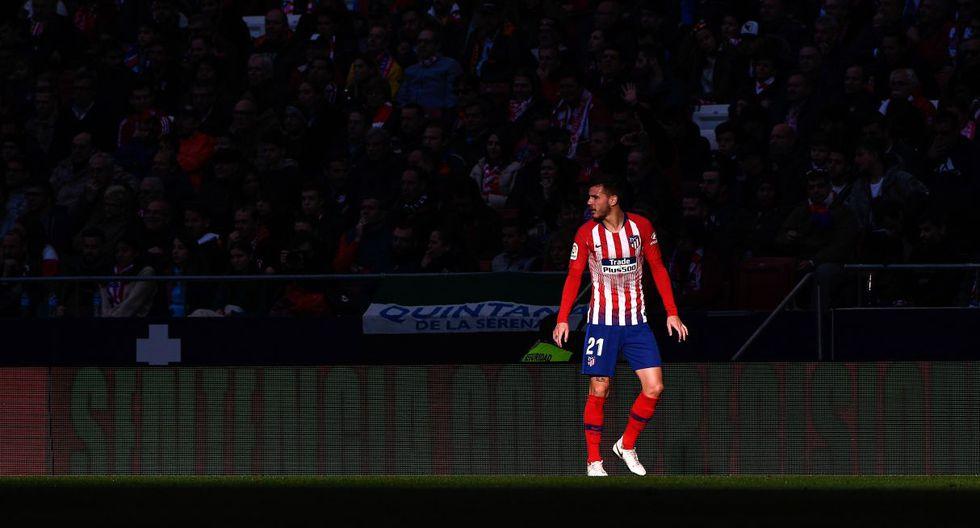 Lucas Hernández. El Bayern fichó al francés a cambio del precio de su cláusula de rescisión, 80 millones de euros. A sus 23 años, se va como uno de los defensas de más presente y futuro del fútbol europeo. (Foto: AFP)